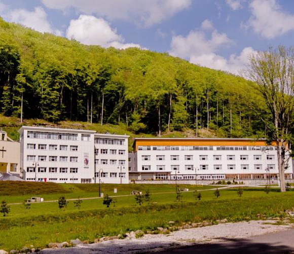 Bolnica izvana